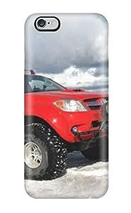 Hot Anti-scratch Case Cover Protective Toyota Hilux 8 Case For Iphone 6 Plus WANGJING JINDA