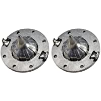 SS Audio Diaphragm for JBL 2408H, 8 Ohm Horn Driver, D-2408-2 (2 PACK)