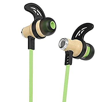 Auriculares de tapón Bluetooth inalámbricos Symphonized NRG con aislamiento de ruido | Auriculares con micrófono y control de volumen: Amazon.es: ...