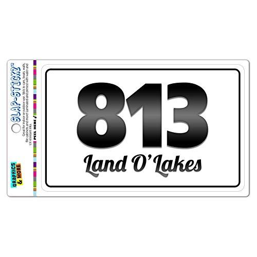 area-code-bw-window-laminated-sticker-813-florida-fl-apollo-beach-zephyrhills-land-olakes