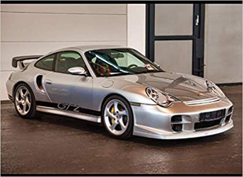 Porsche 911 996 GT2 Turbo: 120 pages with 20 lines you can