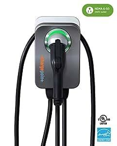 Amazon.com: ChargePoint CPH50-NEMA14-50-L23 Interior Negro ...