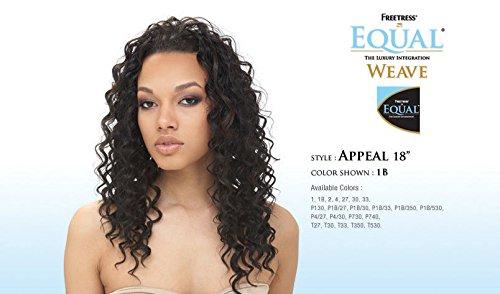 Shake-N-Go Freetress Equal Weave Appeal 18