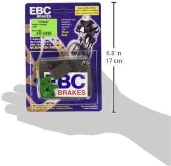 EBC Mens Hayes Stroker Trail Disc Brake Pads