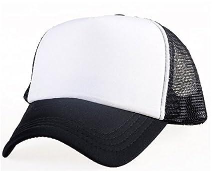 Black Sublimation Baseball Cap  Amazon.co.uk  Kitchen   Home 8c9b6e6d6e6