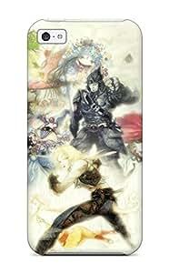 Alicsmith UVTjNrw9348iiYcw Protective Case For Iphone 5c(final Fantasy Ix)