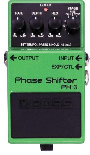 BOSS Phase Shifter Guitar Pedal (PH-3)