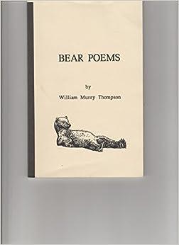 Book Bear Poems