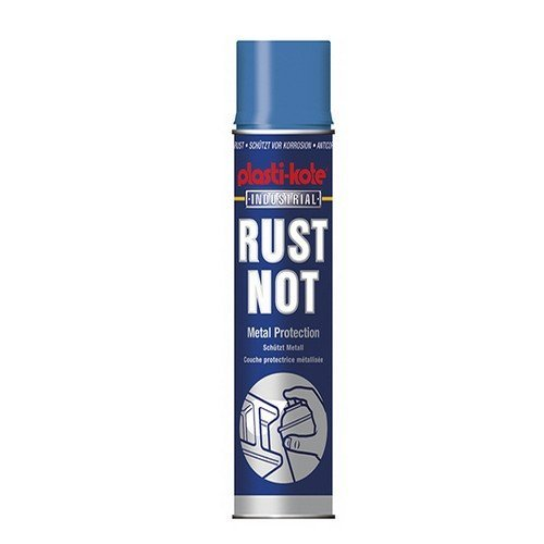 Plasti-kote 786 RAL3000 500ml Rust Not Matt - Fire Red by Plasti-Kote