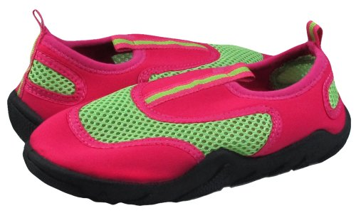 Capelli New York Neoprene /& Mesh Girls Aqua Shoes