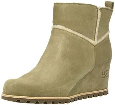 Amazon Com Ugg Women S W Marte Boot Ankle Amp Bootie