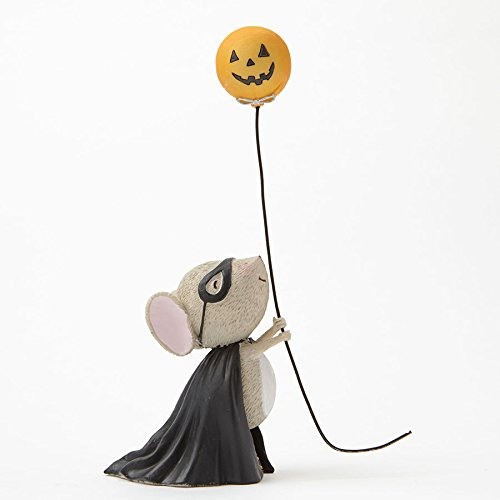 Enesco Halloween Pumpkin Figurine 5 7 Inch