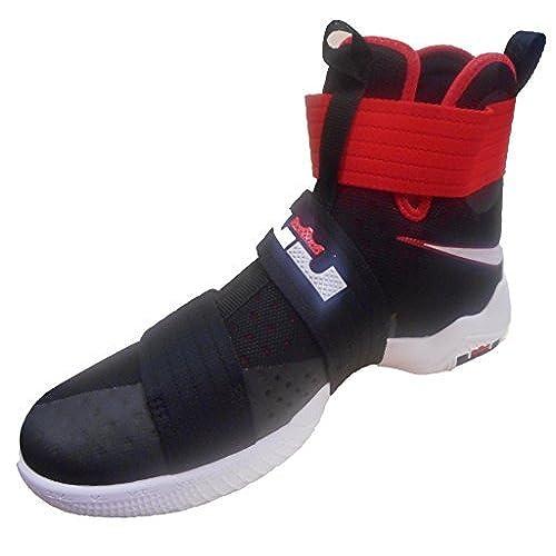 69faacb4bec ... new zealand nike lebron soldier 10 mens basketball shoes 12 dm us 893d1  b4370
