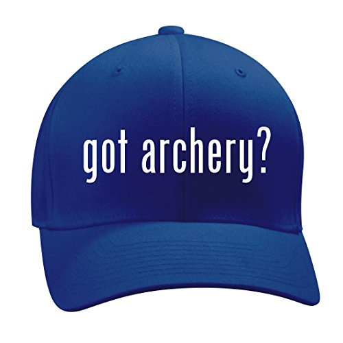 got archery? - A Nice Men's Adult Baseball Hat Cap, Blue, Small/Medium