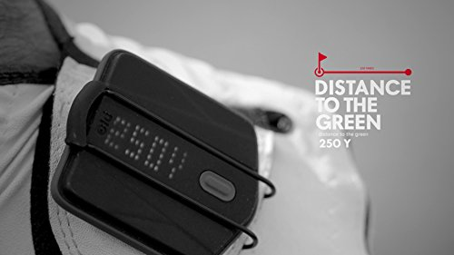 PIQ USA Inc. BGOLF1 PIQ Sensor GPS Shot Tracker + Swing Analysis GPS/Rangefinder