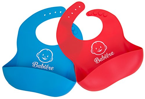 waterproof-silicone-bib-with-snaps-crumb-catcher-by-babiere-infant-toddler-bibs-for-boys-girls-stain