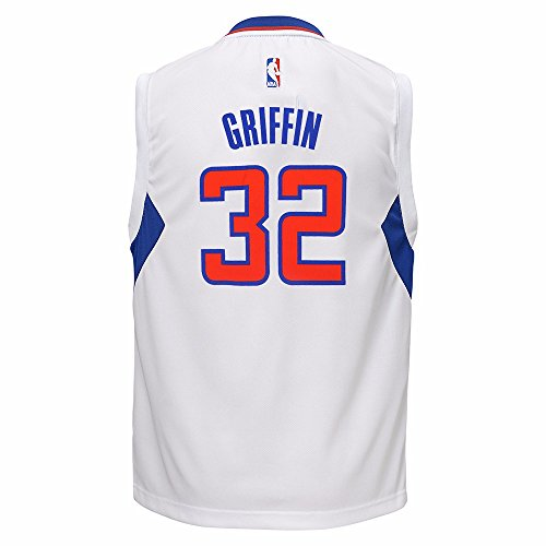NBA Los Angeles Clippers Blake Griffin Youth 8-20 Replica Home Jersey, X-Large, (8 Home Replica Jersey)