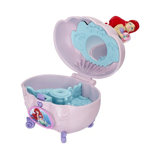 Amazoncom Disney Princess Ariels Musical Jewelry Box Toys Games