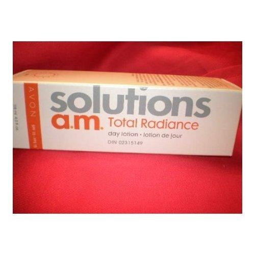 Avon Solutions a.m. Day Lotion SPF15 lotion de jour 4oz.