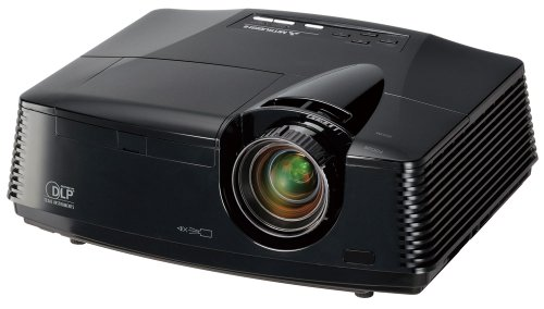 Mitsubishi HC4000 300-Inch 1080p Front Projector (Black), Office Central