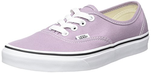 Vans U Authentic - Zapatillas Unisex Rosa (Sea Fog/true White)