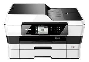 Brother MFC-J6920DW - Impresora multifunción de tinta profesional (A4/A3, WiFi, fax, doble bandeja, dúplex A3)