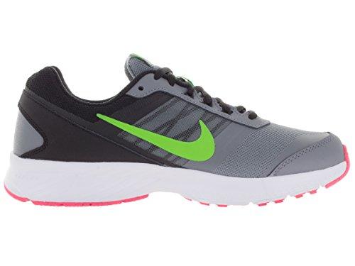 Nike WMNS Air Relentless 5, Women's Sports Shoes Cl Grey/Vltg Grn/Blk/Hypr Pnk