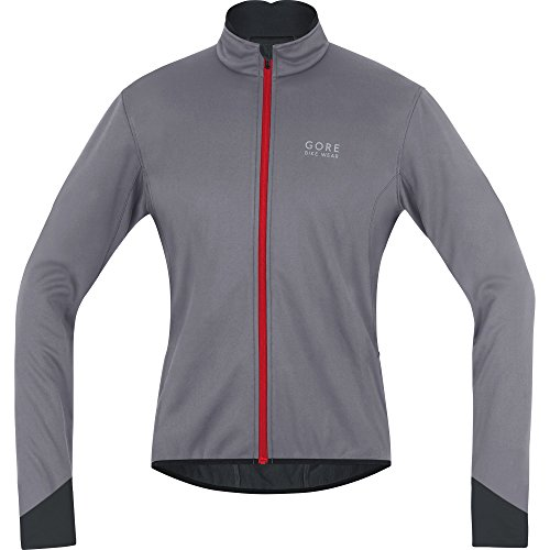 Amazon.com   Gore Bike WEAR Power 2.0 Windstopper Soft Shell Jacket    Clothing 0139a130c
