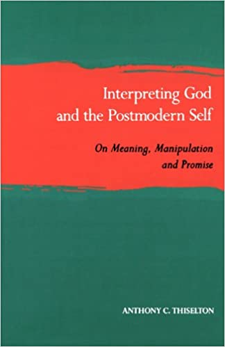 Image result for Interpreting God and the Postmodern Self