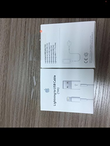 Cheap Accessories MG KKA103003 Genuine Original Lightning USB Cable Charger for OEM Apple iPhone..