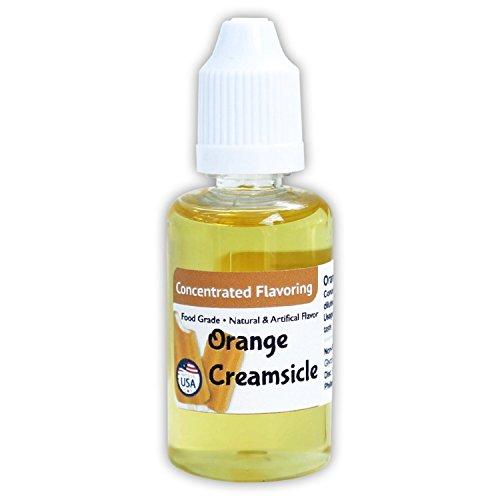 Flavoring Food - NoTE Flavors Liquid Orange Creamsicle - 10-120mL Food Grade Concentrated Flavoring (30mL)