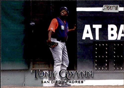 2019 Topps Stadium Club #59 Tony Gwynn San Diego Padres Baseball Card