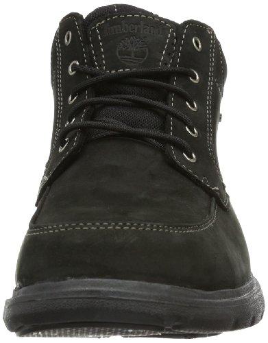 Timberland EK Richmont Ftmek Richmont GTX Moc Toe Chukka, Uomo Nero (Black - Schwarz (Black Oiled))