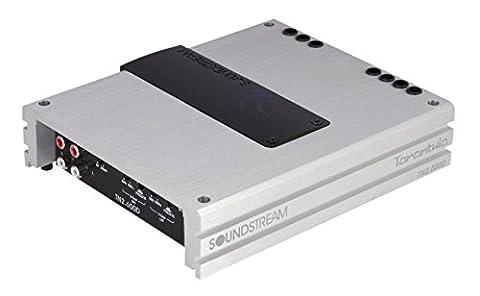 Soundstream TN2.600 600W 2-Channel Class D Tarantula Series Compact Car Amplifier (Soundstream 1500 D)