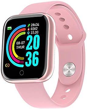 LIOPIO L18 Smartwatch Fitness Watch Hombres Mujeres Reloj ...
