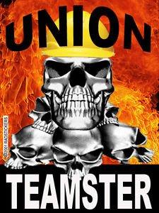 3パック – Union Teamsterステッカー、ハード帽子ステッカー – ステッカーグラフィック – Constructionツールボックス、Hardhat、弁当箱、ヘルメット、メカニック& More  B076DL5TX5