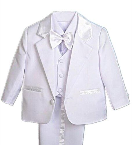 5 Piece Formal Suit - 6