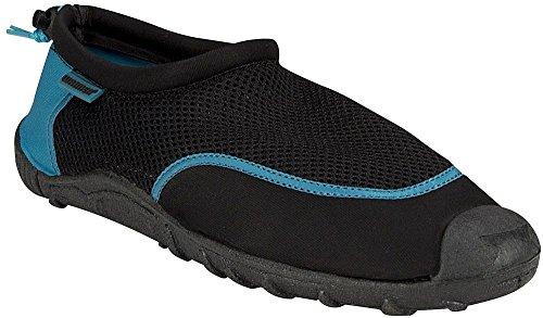 Waimea Mädchen Senior Aquaschuhe schwarz blau