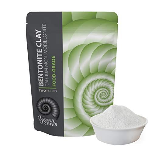 Calcium Bentonite Clay Food