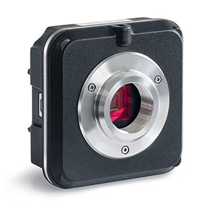 Kern ODC 825 C-Mount Mikroskopkamera f/ür g/ängige Anwendungen in der Mikroskopie