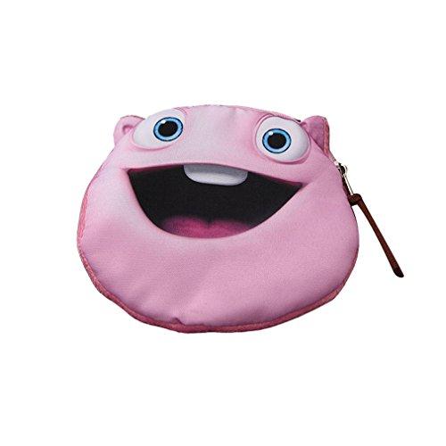 accessori Bag portafogli Animals Size Style trucco Portamonete 23 Acvip Unisex One Money e Borsa Style 44 Wild zCxBzqwn0X