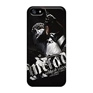 For Iphone Cases, High Quality Oakland Raiders For Iphone 5/5s Covers Cases