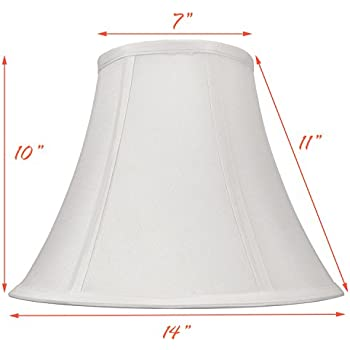 Lite Source CH1122-14 14-Inch Lamp Shade, Cream - Lamp Shades For ...