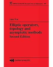 Elliptic Operators, Topology, and Asymptotic Methods