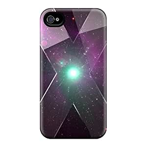 Iphone 5/5s Case Cover - Slim Fit Tpu Protector Shock Absorbent Case (os X)