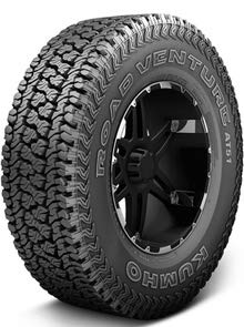 - Kumho Road Venture AT51 all_ Season Radial Tire-P265/70R16 112T