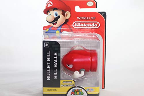 Super Mario Brothers Bullet Bill (Red Exclusive) ()