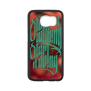 LSQDIY(R) Stop Wishing Start Doing SamSung Galaxy S6 Phone Case, Cheap SamSung Galaxy S6 Hard Back Case Stop Wishing Start Doing