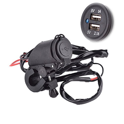 RCLITE Waterproof Charger Motorcycle Vehicles product image