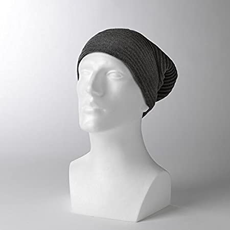 d5eb6dc0183 Pleece Beanie Hat (One Size) (Dark Grey)  Amazon.co.uk  Kitchen   Home